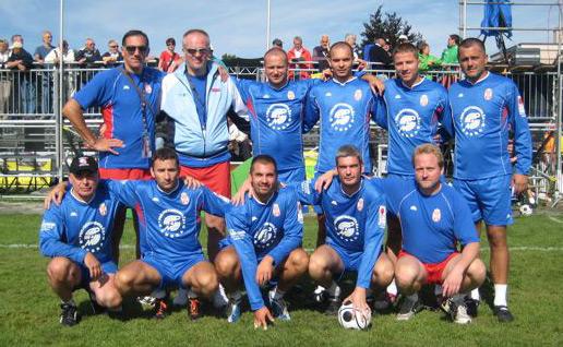 Team Serbien